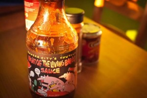 NIGHT OF THE LIVING BARBEQUE SAUCE
