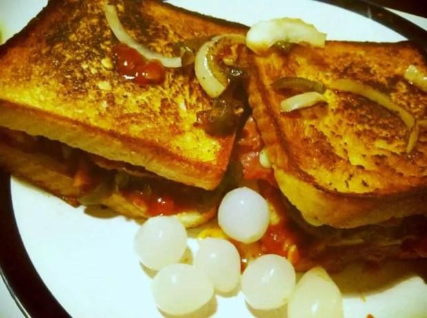 Burger Toast Rezept eatfire.de