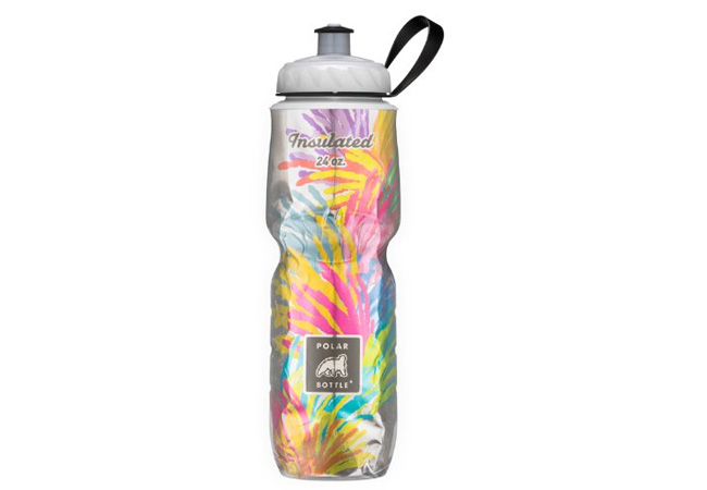 Polar Insulated Water Bottle - Christmas stocking ideas - Women's Health & Fitness