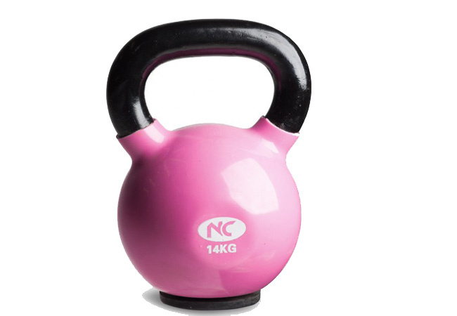 Kettlebells - Christmas gift ideas for fitness fanatics - Women's Health & Fitness