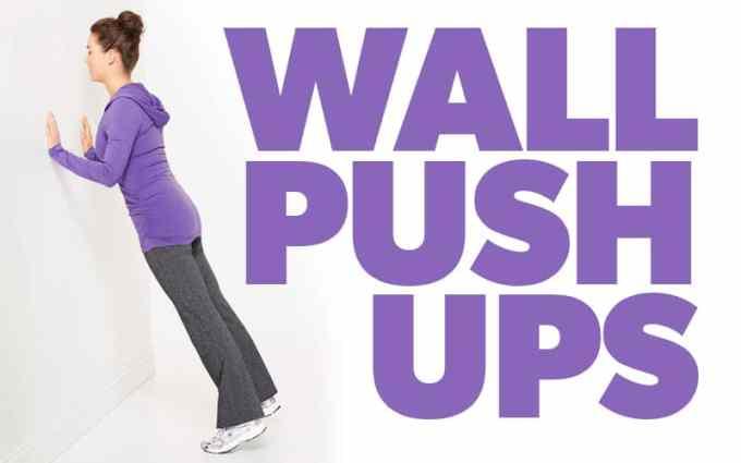 wall-push-ups