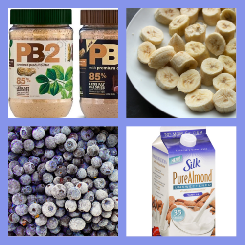 pb2 smoothie ingredients