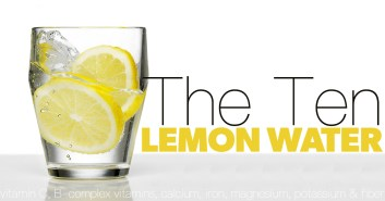 the-ten-lemon-water