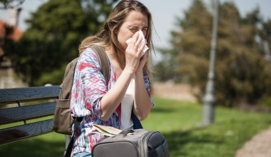 How to Prevent Getting Sick on a Plane: Four Tips for Avoiding Pathogens While Traveling