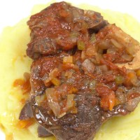 Instant Pot Beef Shank (Osso Buco)