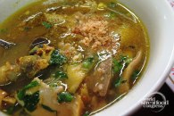 Soto Ayam (Spiced Chicken Broth) - Indonesia