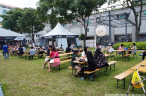 WSFC 2015 - Outdoor Dining Area