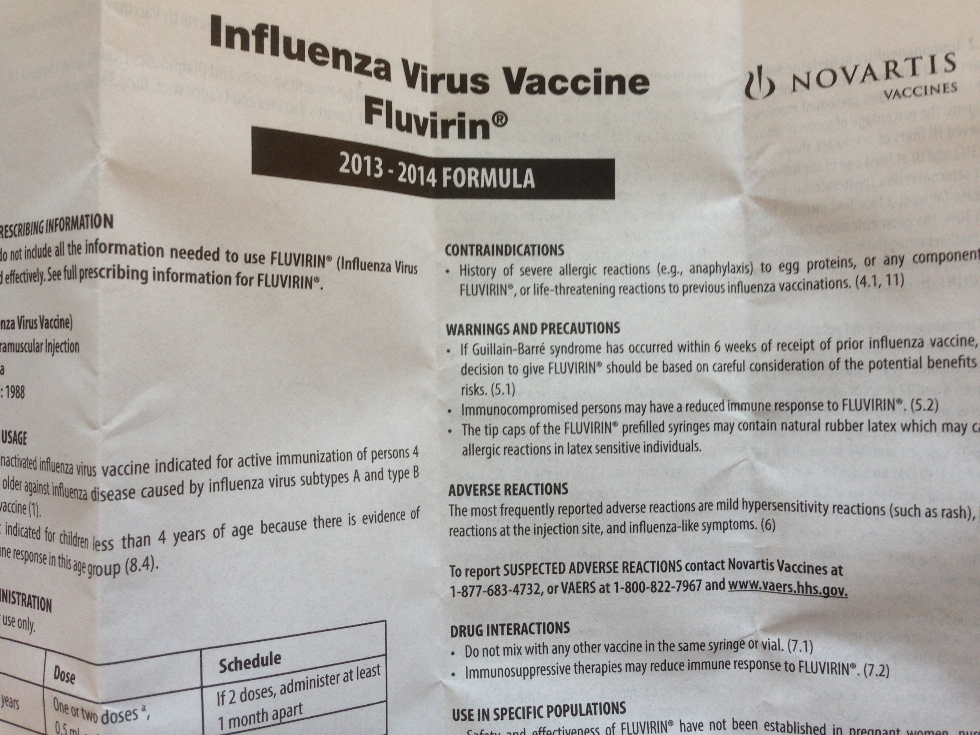 What You Need To Know About The Flu Vaccine | eatgenius