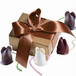 L.A. Burdick's Famous Chocolate Mice