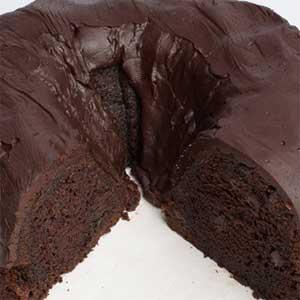 Order Cake online - Chocolate Bundt Cake