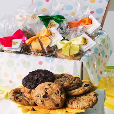 Best Mail Order Cookies Online for Delivery - Cookie Gift Box from Cookie Love Bakery