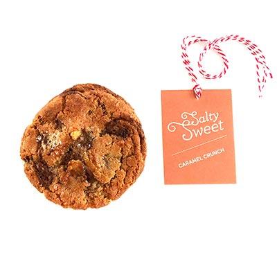 Gourmet Cookies Chocolate Chip Toffee Crunch Cookies to Order Online