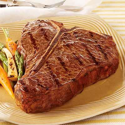 Order Steaks Online Dry Aged Porterhouse Steak from Allen Brothers