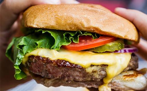 Mail Order Steak, Juicy Hamburger Beef from Pat LaFrieda Butchers