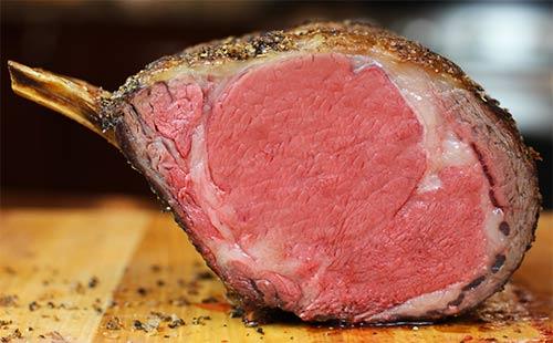 Order Steak Online, Standing Rib Roast From Pat LaFrieda