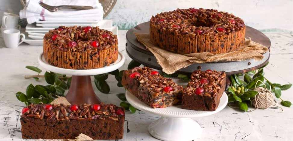 Traditional Fruitcake to buy online by Jane Parker