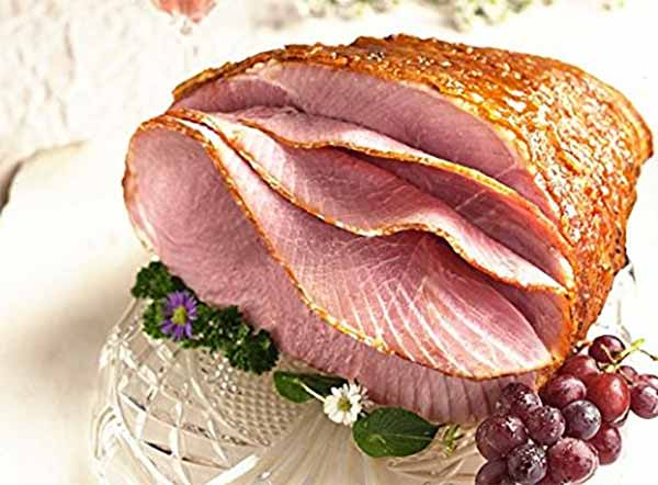 Spiral Cut Ham Food Gift Available on Amazon