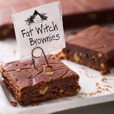 Fat Witch Gourmet Brownies