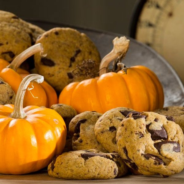 Order Pumpkin Spice Cookies Online from The Finer Cookie Bakery