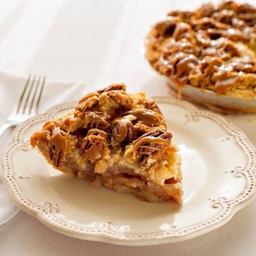 Apple Pecan Pie