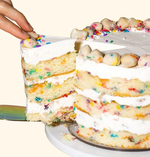 Vanilla Layer Cake to Order Online for Delivery from Milk Bar