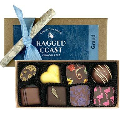 Chocolate Gift Box from Maine
