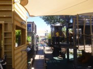 The treehouse at downtown container park east freemont street #eatgostay
