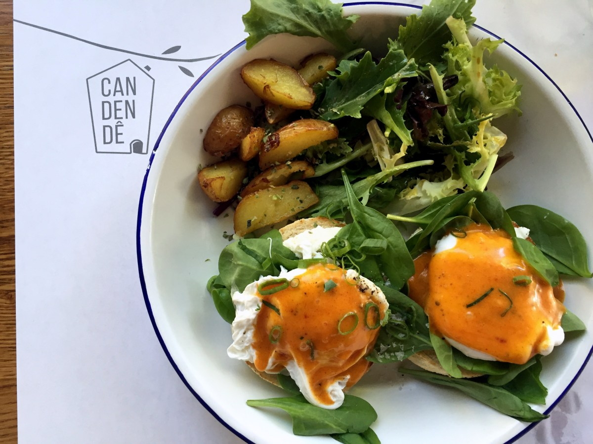 Can Dendê, brunch imprescindible en Poblenou