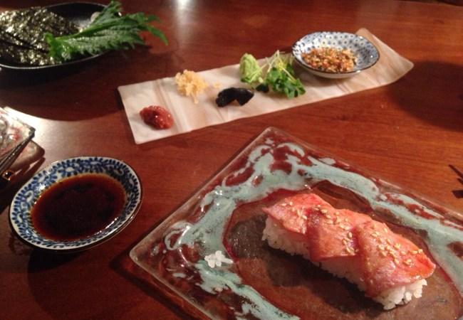Dos Palillos, un duelo fantástico entre la cocina asiática y la occidental