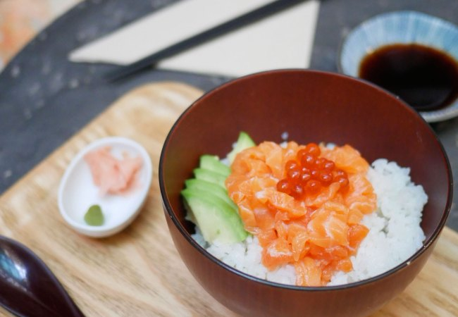 Akashi Gallery, tapas japonesas y un fantástico menú mediodía
