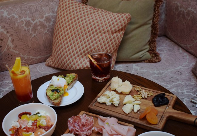 Brunch en Cecconi's by Soho House Barcelona