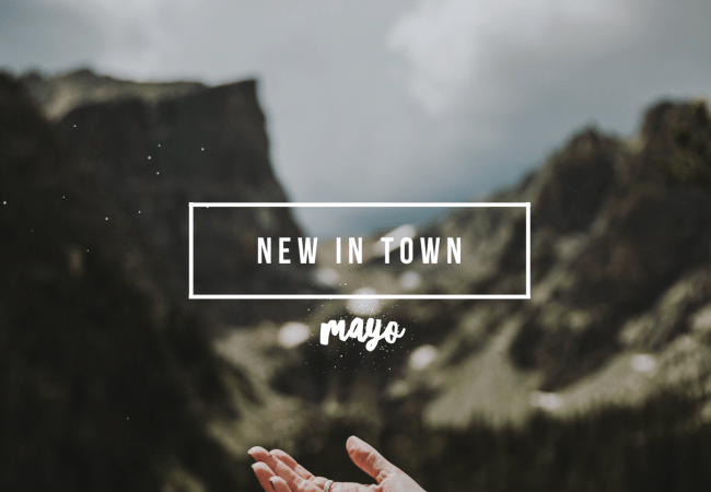 NEW IN TOWN | Mayo 2017