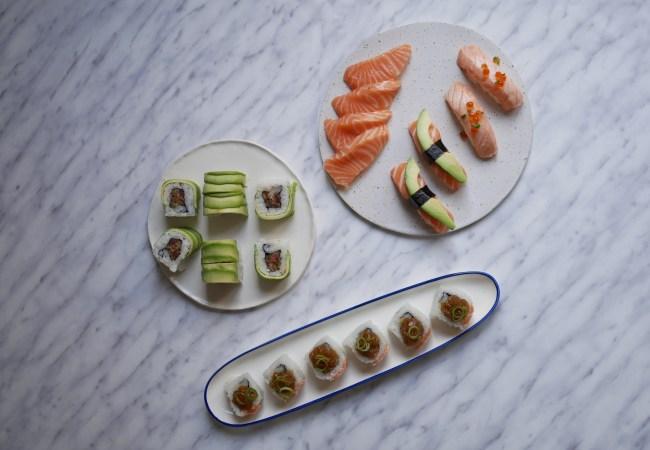 Sushifresh, un buen japonés en la comodidad de vuestra casa
