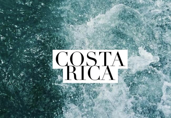 Costa Rica · Ruta y qué saber antes de viajar