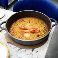 Restaurante Sintonia, una de las sorpresas del año