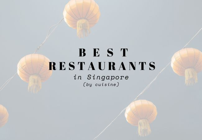 Singapore | Best restaurants
