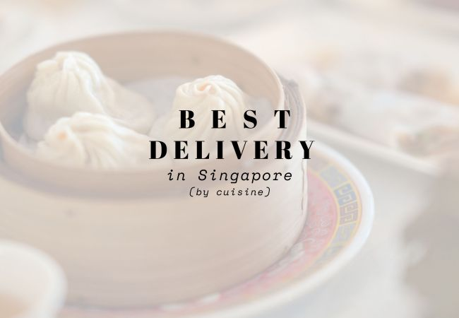 Best delivery in Singapore