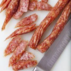 Kitchen Ventilation Fan Slab Cabinets Eatingasia: Retro Thai Sausage Salad