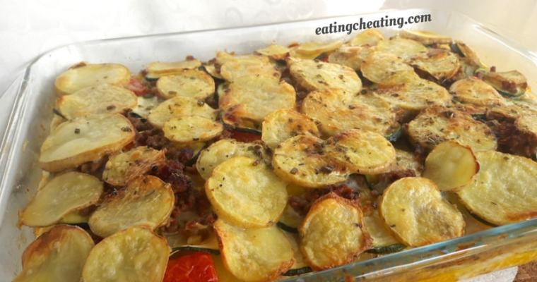 Easy Potato Moussaka