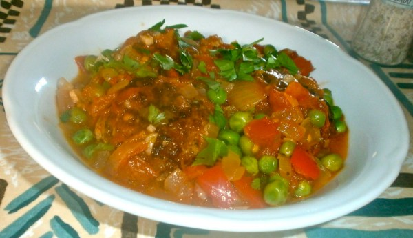More Spanish influences with spicy meatballs