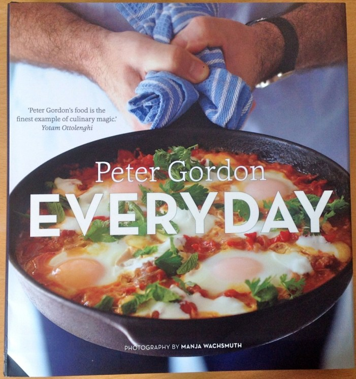 Time to bring some of Peter Gordon's flavours into my kitchen