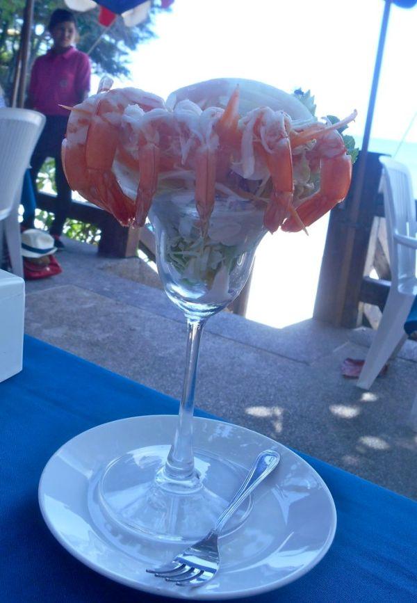 prawn cocktail