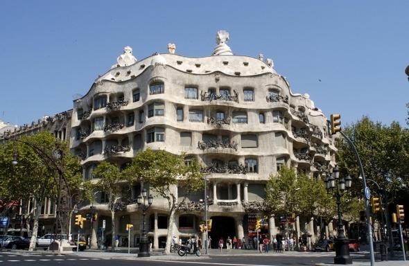 The amazing design of Casa Mia