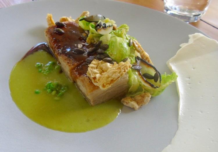 Terroir pork belly