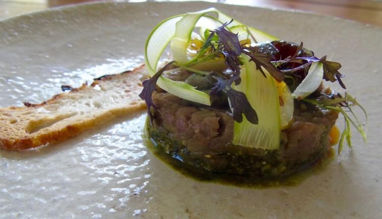 Terroir steak tartare