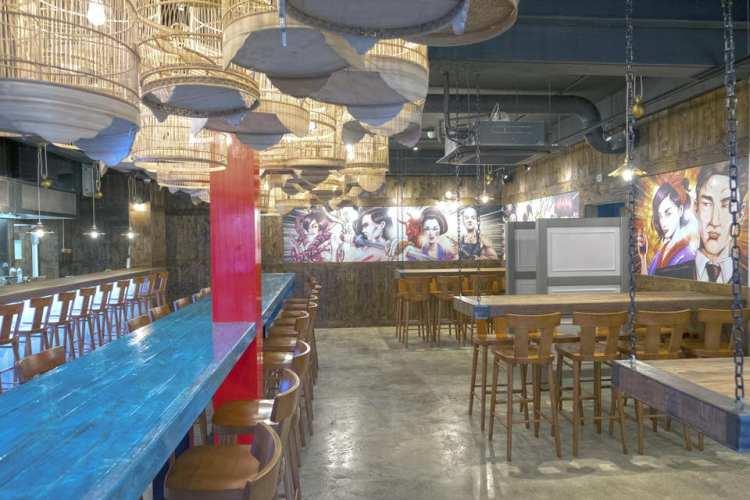 Yuu Kitchen: Interior