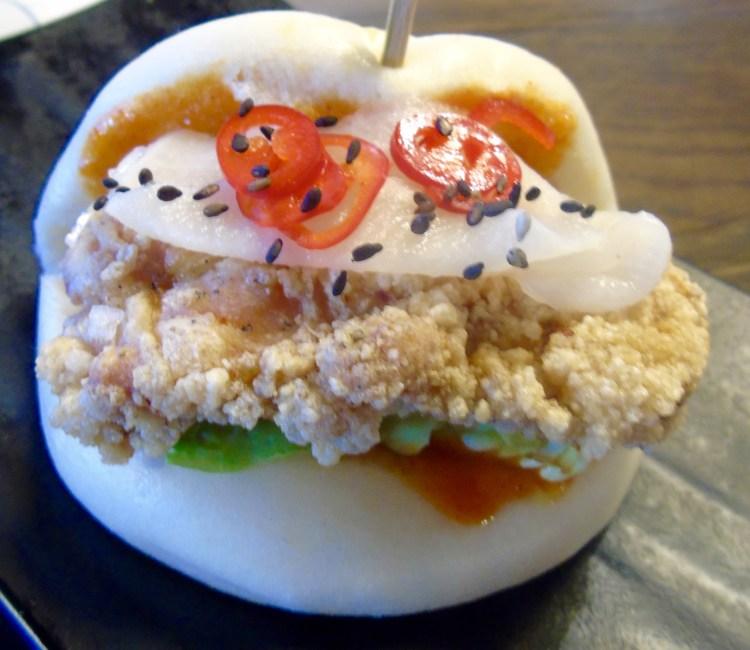 Yuu Kitchen: Chicken Bao