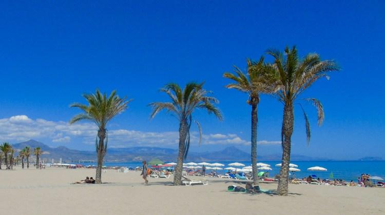 Alicante: San Juan Beach