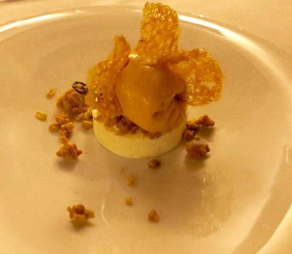 Copernicus: apricot pudding