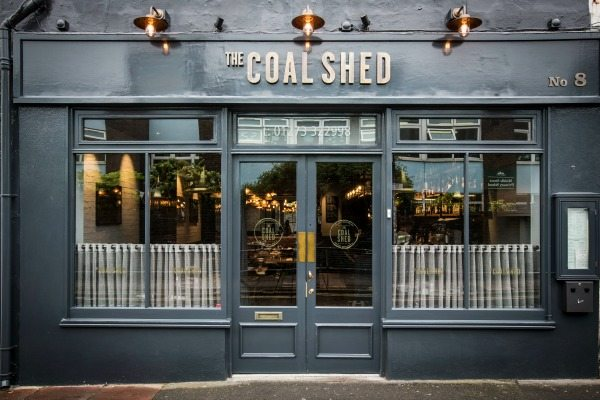 Brighton: The Coal Shed